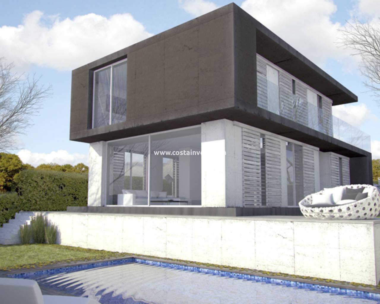 New Build - Villa - Alicante - Gran Alacant