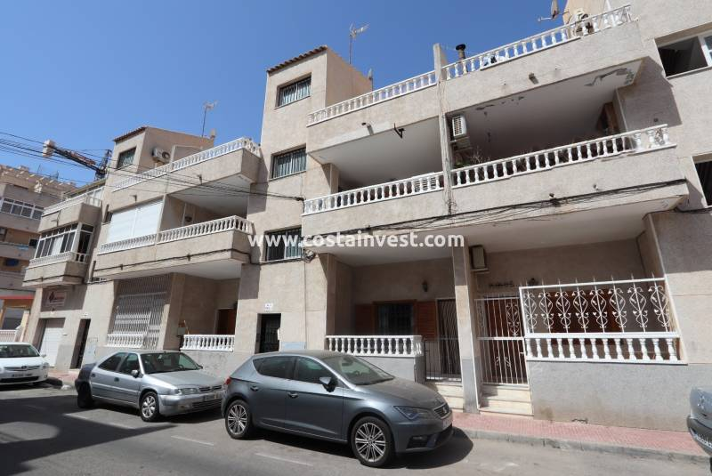 Apartment - Resale - Torrevieja - Habaneras