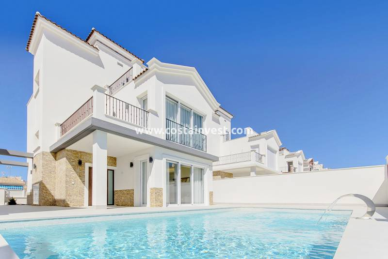 Villa - New Build - Torrevieja - Calas