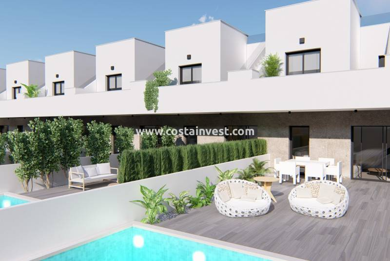 Townhouse - New Build - Pilar de la Horadada - Pilar de la Horadada