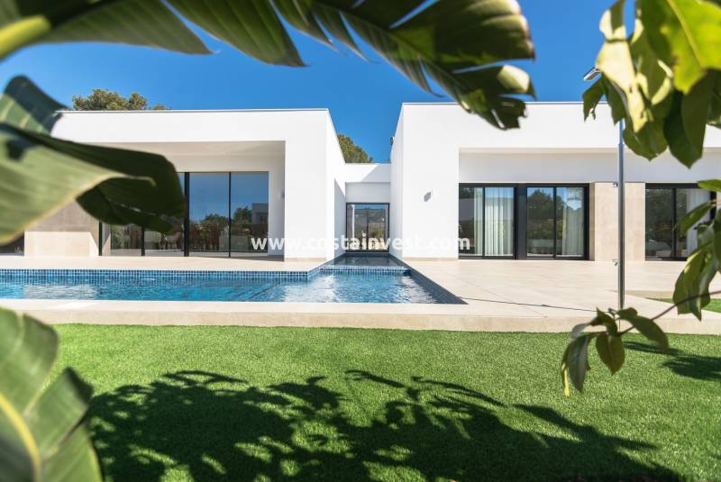 Villa - New Build - Jávea - Javea