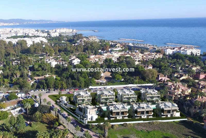 Semidetached Villa - New Build - Marbella  - Marbella