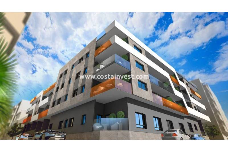 Apartment - New Build - Torrevieja - Downtown
