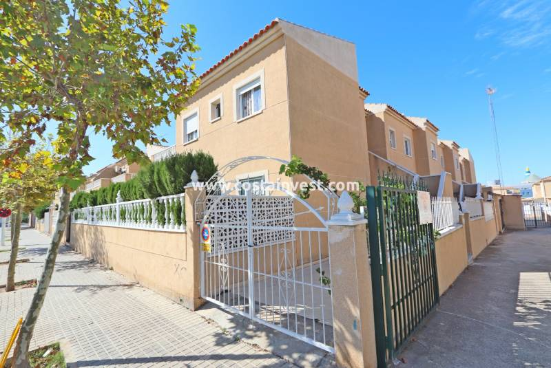 Bungalow - Herverkoop - Torrevieja - Downtown