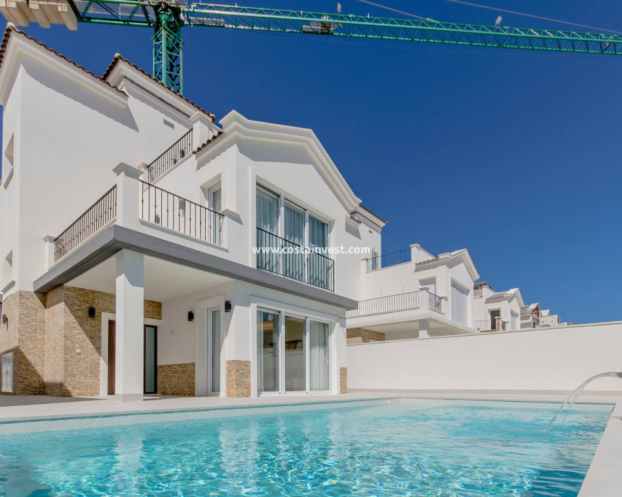 New Build - Villa - Torrevieja - Calas