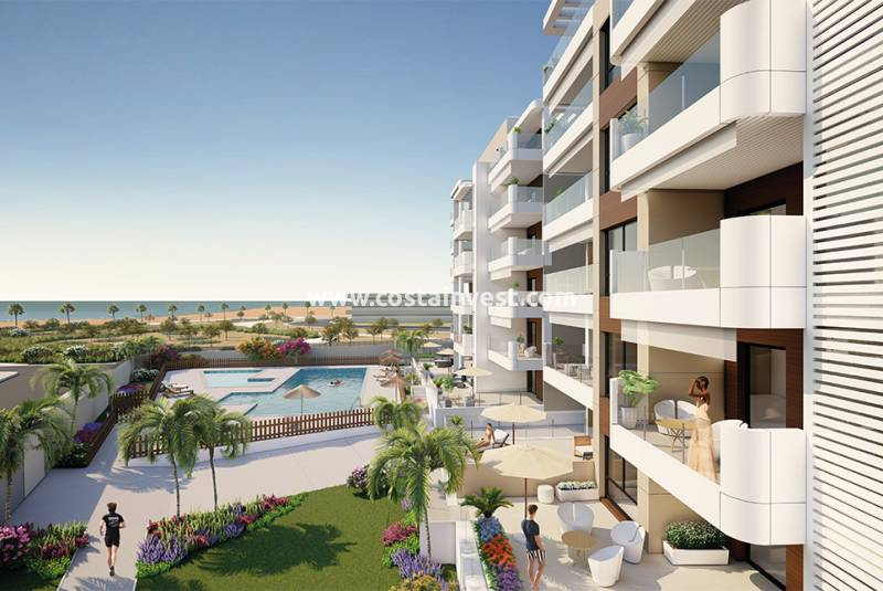 Appartement - Nouvelle construction - Orihuela Costa - Mil Palmeras