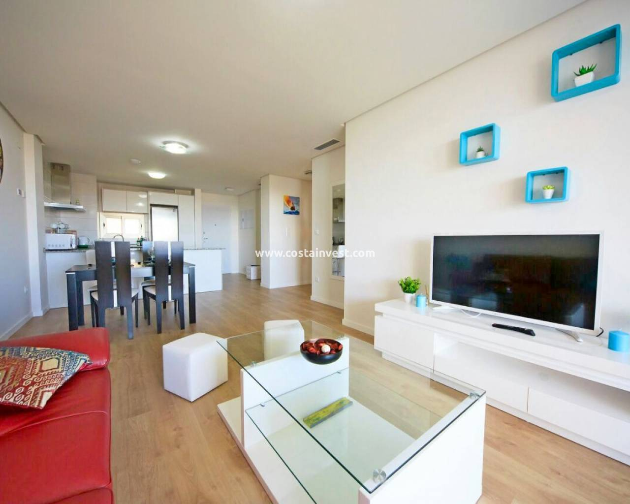 Resale - Apartment - Orihuela Costa - Villamartín
