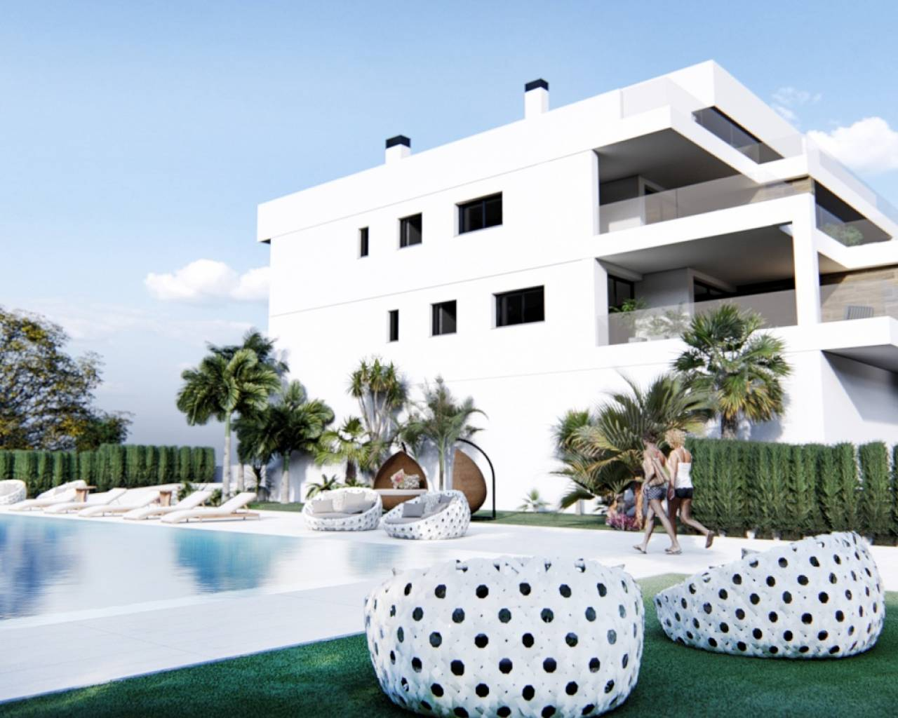 Nouvelle construction - Appartement - Orihuela Costa - Zone de Villamartin