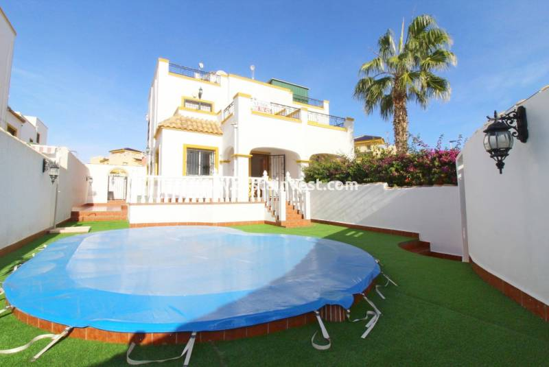 Semidetached Villa - Resale - Orihuela Costa - Los Altos