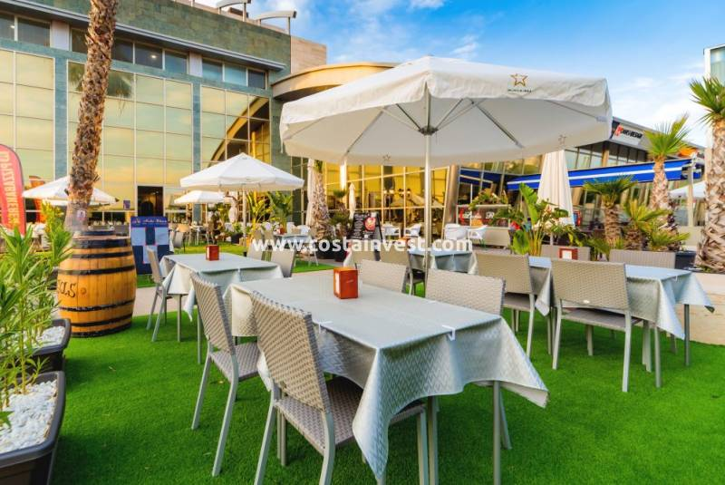 Bar/Restaurant - Resale - Orihuela Costa - Punta Prima