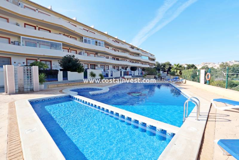 Apartment - Resale - Orihuela Costa - Villamartín area