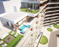 New Build - Apartment - La Manga - Cabo de Palos