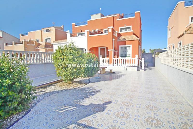 Semidetached Villa - Resale - Los Montesinos - Los Montesinos