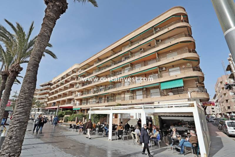 Apartment - Resale - Torrevieja - Playa del Cura