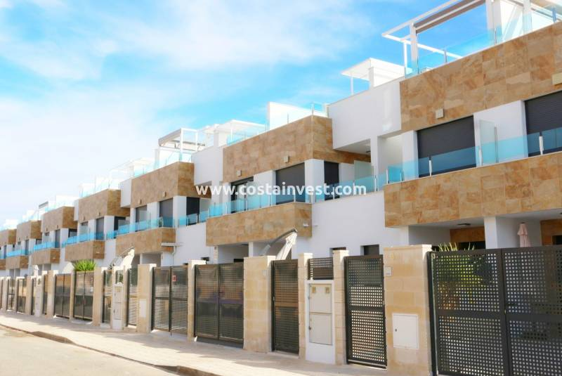 Townhouse - Resale - Orihuela Costa - Villamartín area
