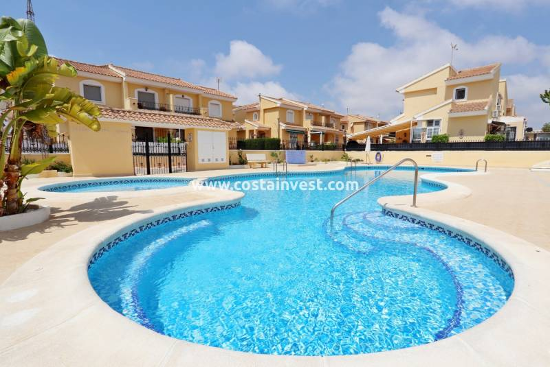 Semidetached Villa - Resale - Orihuela Costa - Playa Flamenca