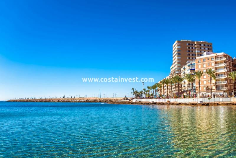 Appartement - Herverkoop - Torrevieja - Downtown