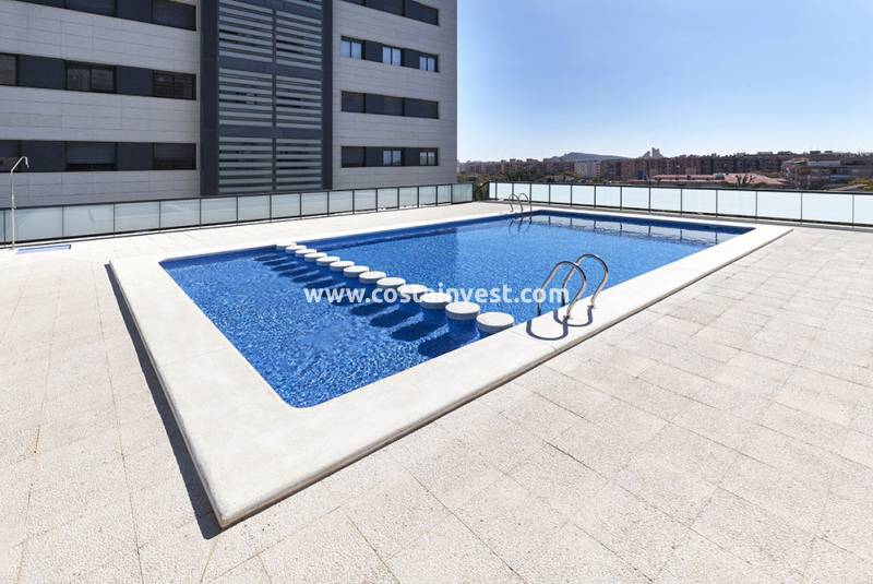 Apartment - Neubau - Alicante - Alicante