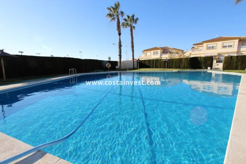 Top floor apartment - Resale - Orihuela Costa - Playa Flamenca