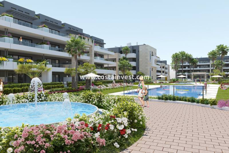 Apartment - Neubau - Orihuela Costa - Playa Flamenca