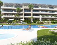 Neubau - Apartment - Orihuela Costa - Playa Flamenca