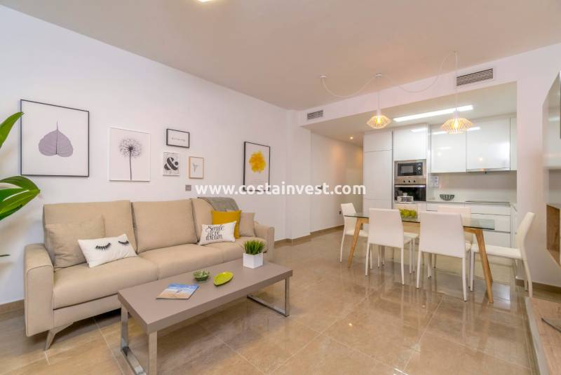 Apartment - Neubau - Torrevieja - Downtown