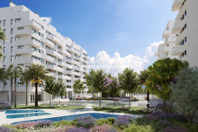 Apartment - New Build - Alicante - Playa de San Juan