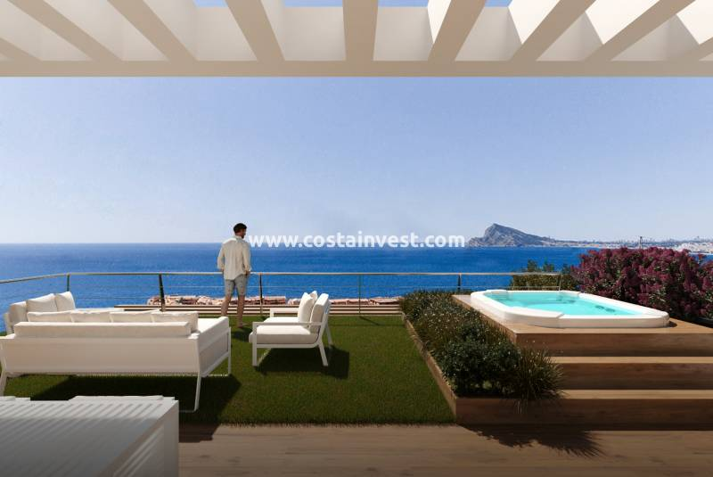 Appartement - Nouvelle construction - Altea - Mascarat