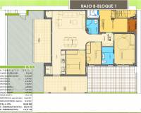 New Build - Apartment - Orihuela Costa - Villamartín area